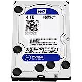 WD Blue 4TB Interne Festplatte (8,9 cm (3,5...